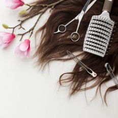 Consultation hairdresser